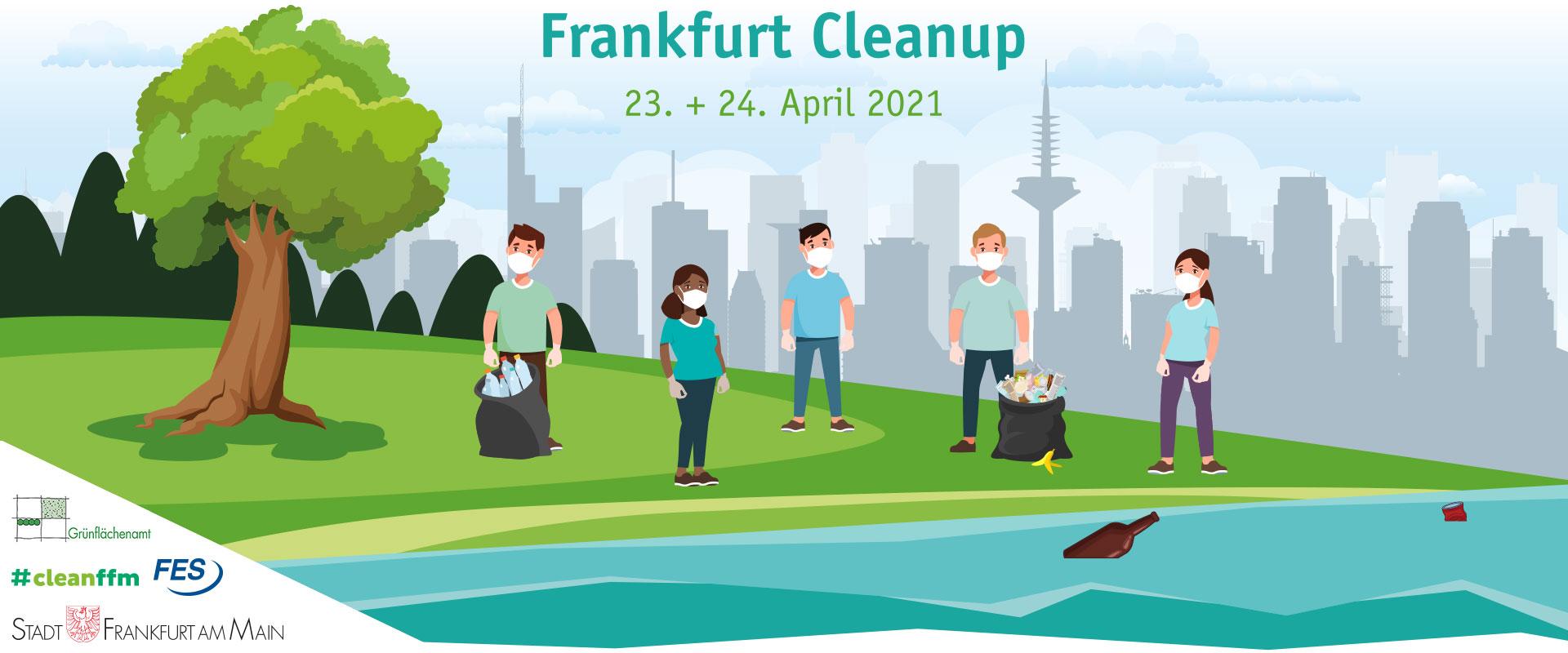 Cleaning Frankfurt